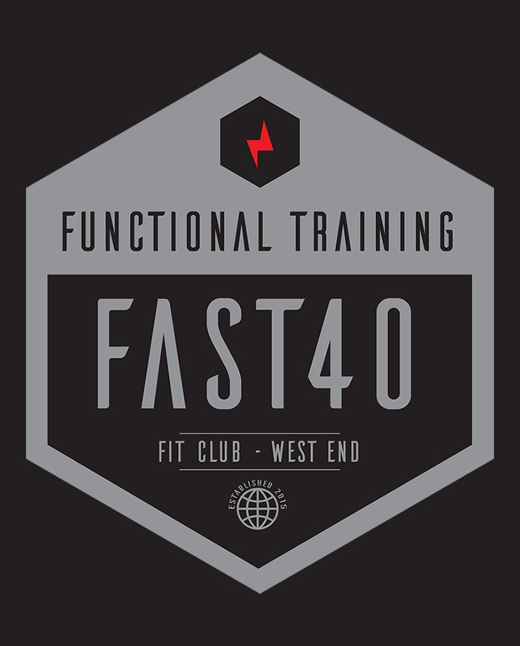 fast 40 logo