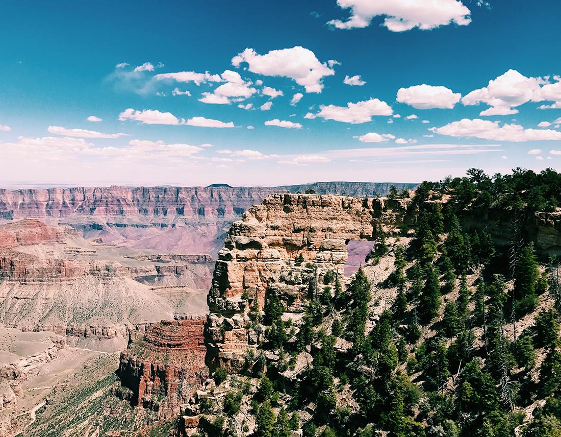 grans canyon outlook